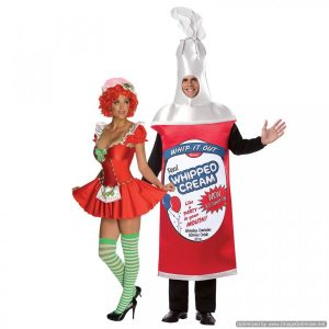 strawberry-shortcake-and-whipped-cream-couples-costume-Optimized