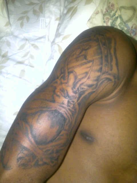 Jamaican Bird Tattoo