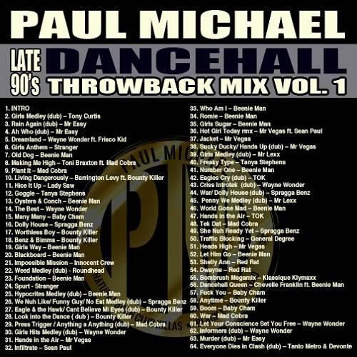 throwback mix 2
