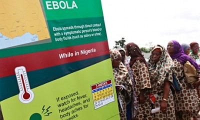 MDG : Ebola in Nigeria